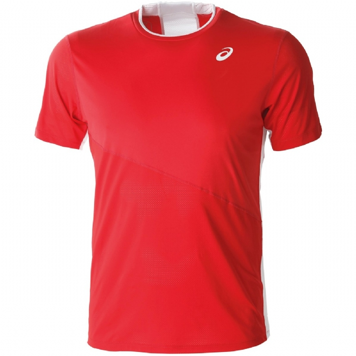 Tee shirt Homme rouge